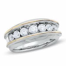Mens Gold Diamond Wedding Rings by Wedding Bands Wedding Gordon U0027s Jewelers