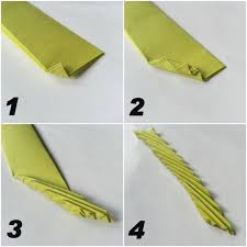 Paper Craft Steps - origami leaves origami fall leaf diy paper craft beesdiy