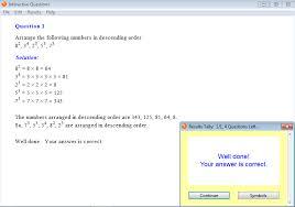 all worksheets maths ascending order and descending order
