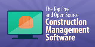 construction bid software the top 10 free and open source construction management software