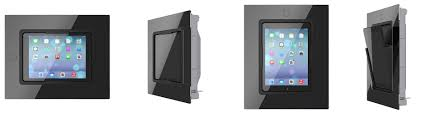Ipad In Wall Mount Docking Station Welcome To Life
