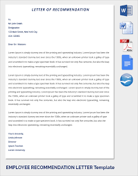 best ideas of sample recommendation letter for student to study