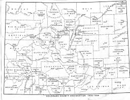 Map Of Colorado State by Colorado State Outline Hicountry V8 28