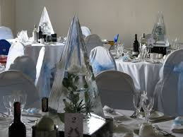 ice sculptures and table centre pieces for wedddings in