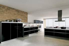 Interiors Of Kitchen Kitchen Surprising Modern Kitchen Cabinets Black Lda