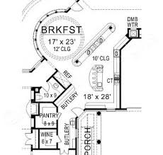 Floor Plans And Elevations Of Houses Bellerive Texas Style House Mansion House Plan