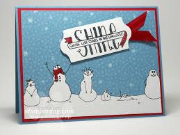 december birthday card stampin u0027 up demonstrator ann m clemmer