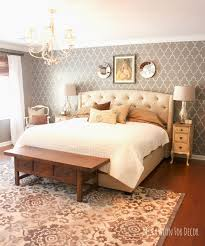 my passion for decor master bedroom makeover using cutting edge