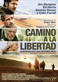 The Way Back (Camino a la libertad) ()