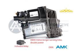 Bmw X5 E70 - bmw x5 e70 e70n compressor air suspension 37206859938 long life air