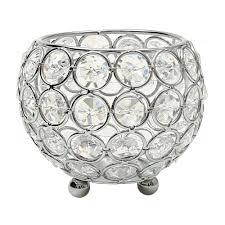 amazon com vincigant crystal tea light candle holders for wedding