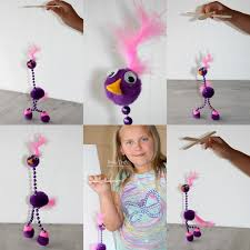 make a super simple marionette fun for kids to use and the