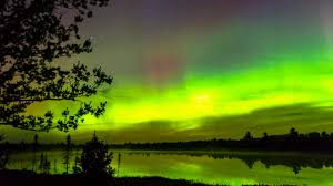 northern lights canada 2017 northern lights storm may 27 2017 south ontario canada youtube
