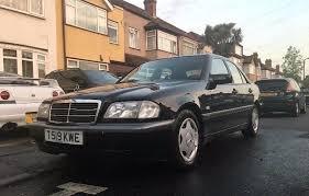 1999 black mercedes mercedes c200 esprit 1999 black auto great condition black