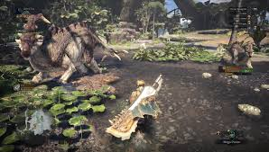 Biggest Video Game Maps Monster Hunter World Beta Preview The Best Looking Monster Hunter