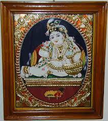 tanjore painting tanjavur paintings