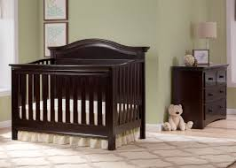 Cribs With Attached Changing Table by Bethpage 4 In 1 Crib Delta Children U0027s Products