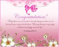 congratulations marriage card congratulation on marriage message wedding card quotes and wishes
