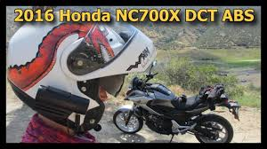 what i u0027m riding now 2016 honda nc700x dct abs youtube