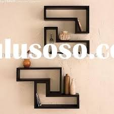 wall mounted shelves design interesting wall hanging shelves
