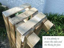 how to make a better strawberry pallet planter garden living and