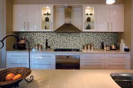 decoration kitchen tiles idea chateaux brilliant glass mosaic tile kitchen backsplash stylish in