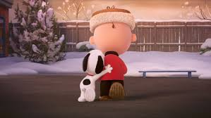 new u0027peanuts movie u0027 trailer puts the little red haired at