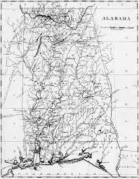 Map Alabama Map Index