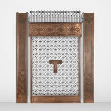 Louis Sullivan by 3 Dankmar Adler And Louis Sullivan Important Elevator Surround