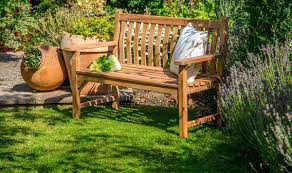 Buy Plastic Garden Chairs by Verdigris Metal 2 Seater Venny Garden Bench Wooden Two Seater