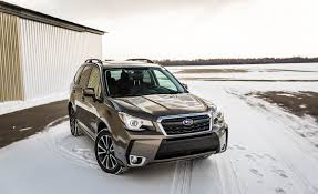 subaru forester xt 2017 2017 subaru forester cars exclusive videos and photos updates