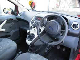 Ka 2011 Ford Ka 1 2 Studio 3dr Start Stop Red 2011 In Larbert
