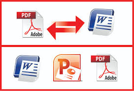 Convert Pdf To Word I Will Convert Pdf To Word And Word To Pdf Or Other Doc Format