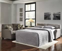Sofa Sleeper Mattress Tibbee Slate Full Sofa Sleeper 9910136 Sleeper Sofa Bb U0027s