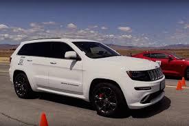 grand cherokee jeep 2016 2016 camaro ss vs grand cherokee srt can jeep hang tough