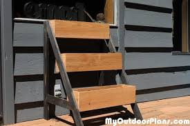 diy 3 tier myoutdoorplans free woodworking plans and projects