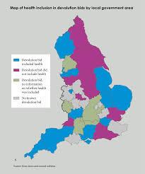 Surrey England Map by English Devo Bids Healthy Or Not The Health Foundation