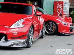 nissan 370z oil cooler 2009 nissan 370z cba z34 matchless crowd racing super street