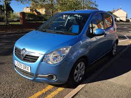 vauxhall anglia used vauxhall agila cars for sale motors co uk
