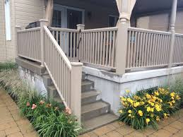 premium deck railing from 2x4 and 2x6 construction lumber 7 steps