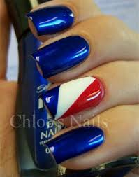 101 best 4th of july nails images on pinterest july 4th 4th of
