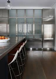 frosted glass kitchen wall cabinets frosted glass kitchen cabinets design ideas