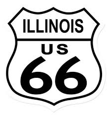 77 best u s route 66 illinois images road trips