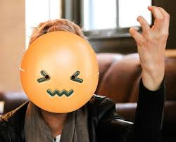 emoji mask confounded emoji mask emoji masks