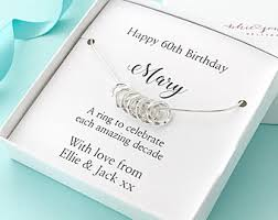 gift ideas for someone turning 60 60th birthday gift etsy