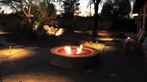 Firepit Wood Should I Install A Wood Or Gas Pit Angie S List