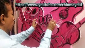 ganpati decoration at home 2014 youtube