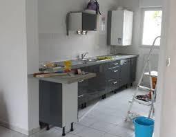 montage cuisine cuisine en kit pose de montage