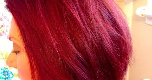 dying red hair light brown diy beauty from brown hair to bright red hair easy steps no pre