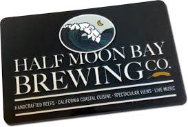 half gift cards shop merchandise and gift cards half moon bay brewing company